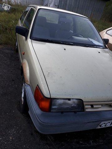 Nissan Sunny 1.6 hb 3-ov vm.1987