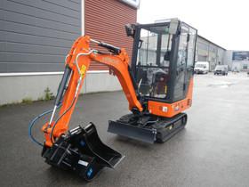 Hitachi ZX19-6 uutuusmalli kunnon varustepaketilla, Muut koneet ja tarvikkeet, Työkoneet ja kalusto, Lempäälä, Tori.fi