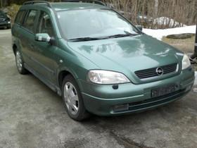 Opel Astra 1.6 16v CDX -98 Osina, Autovaraosat, Auton varaosat ja tarvikkeet, Savonlinna, Tori.fi