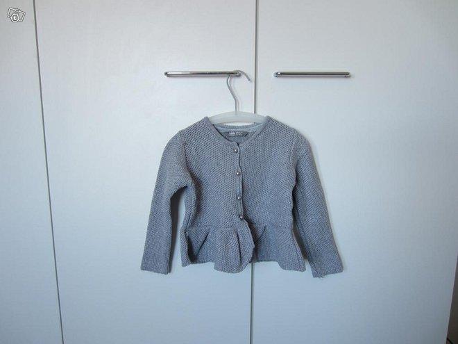 Lindexin puuvillainen takki 98/104cm
