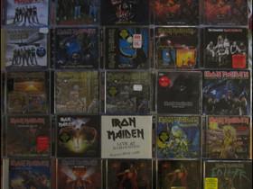 Kymmeniä erilaisia IRON MAIDEN cd:eitä osa 1, Musiikki CD, DVD ja äänitteet, Musiikki ja soittimet, Kouvola, Tori.fi