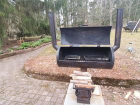 BBQ Savustusuuni, Pihakalusteet ja grillit, Piha ja puutarha, Sipoo, Tori.fi