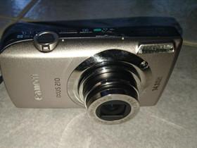 Canon Ixus 210 digikamera, Kamerat, Kamerat ja valokuvaus, Taipalsaari, Tori.fi