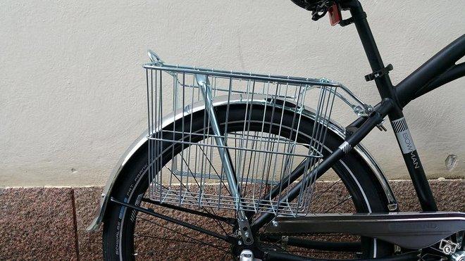 Erä Wald 520/535 pyörän kuormakoritelineitä