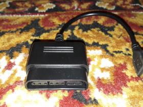USB PS1, PS2 - PC, PS3 Ohjainadapteri Versio 2, Pelikonsolit ja pelaaminen, Viihde-elektroniikka, Lappeenranta, Tori.fi