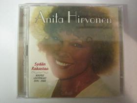 Anita Hirvonen Sydän rakastaa 2-cd, Imatra/posti, Musiikki CD, DVD ja äänitteet, Musiikki ja soittimet, Imatra, Tori.fi