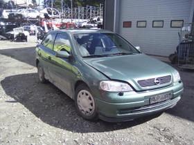 Opel Astra G 1,6 X16SZR 55 kW, Autovaraosat, Auton varaosat ja tarvikkeet, Jämijärvi, Tori.fi