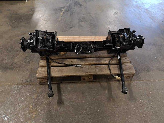 Akselisto hydraulimoottoreilla Rexroth