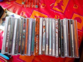 CD musiikki, Musiikki CD, DVD ja äänitteet, Musiikki ja soittimet, Tampere, Tori.fi