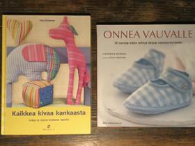 Käsityökirjat 3 erilaista, Käsityöt, Hausjärvi, Tori.fi