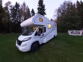 Matkailuauto Fiat Eura Mobil 6:LLE ,B-kortilla, Matkailuautot, Matkailuautot ja asuntovaunut, Pori, Tori.fi