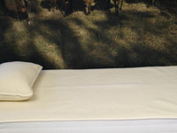 Carezza Patjanpäällinen Merinovillaa