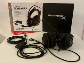 HyperX Cloud Revolver S, Muu viihde-elektroniikka, Viihde-elektroniikka, Hämeenlinna, Tori.fi