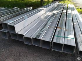 Ruostumaton Duplex Putki 150 x 150 x 6 mm, LVI ja putket, Rakennustarvikkeet ja työkalut, Luumäki, Tori.fi