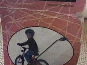 Käyttämätön kahva lapsen pyörään, Pyörätarvikkeet ja kypärät, Polkupyörät ja pyöräily, Helsinki, Tori.fi