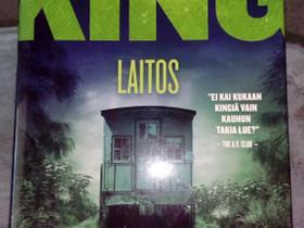 Stephen King- Laitos, Kaunokirjallisuus, Kirjat ja lehdet, Rovaniemi, Tori.fi