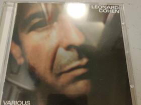 Leonard Cohen various positions cd, Musiikki CD, DVD ja äänitteet, Musiikki ja soittimet, Turku, Tori.fi