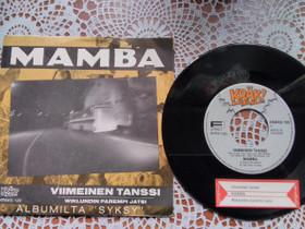 """Mamba 7"""" Viimeinen tanssi, Musiikki CD, DVD ja äänitteet, Musiikki ja soittimet, Rovaniemi, Tori.fi"""