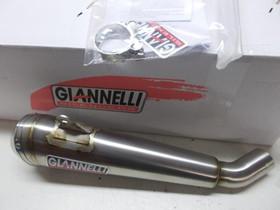 Gianelli Slip-On äänenvaimennin Suzuki GSR 750 11, Moottoripyörän varaosat ja tarvikkeet, Mototarvikkeet ja varaosat, Helsinki, Tori.fi