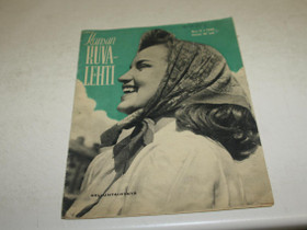 Kansan KUVALEHTI N:o 11 v.1950, Lehdet, Kirjat ja lehdet, Merikarvia, Tori.fi