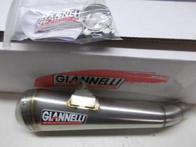 Gianelli Slip-On äänenvaimennin Suzuki GSX-R 600/7, Moottoripyörän varaosat ja tarvikkeet, Mototarvikkeet ja varaosat, Helsinki, Tori.fi