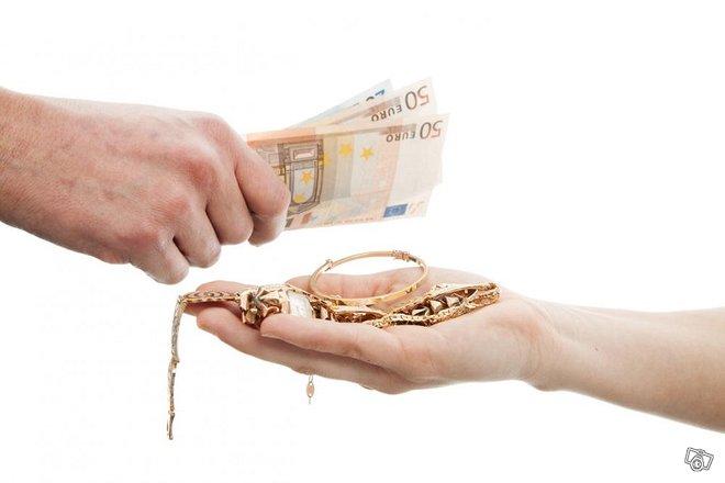 Kultakorut- ja hopeakorut rahaksi