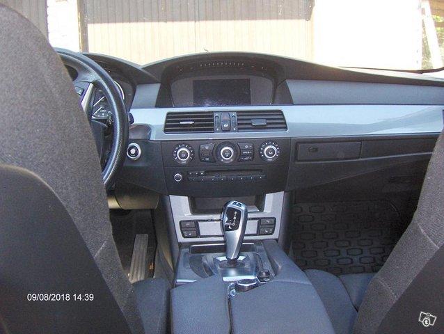 BMW 520 D 9