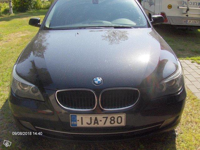 BMW 520 D 12