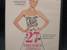 27 Dresses - Hääkuumetta dvd, Elokuvat, Helsinki, Tori.fi