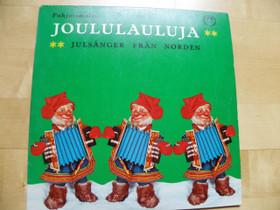 """Pohjoismaisia joululauluja 10"""" LP, Musiikki CD, DVD ja äänitteet, Musiikki ja soittimet, Iisalmi, Tori.fi"""