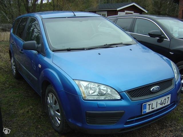 Ford Focus 1,6 Wagon