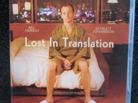Lost in Translation dvd, Elokuvat, Helsinki, Tori.fi