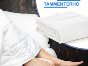 Tammenterho 9kg painopeitto 150x200, Sängyt ja makuuhuone, Sisustus ja huonekalut, Tuusula, Tori.fi
