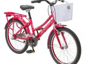 Madison 20' emma nexus 3 punainen 2021, Lasten pyörät, Polkupyörät ja pyöräily, Harjavalta, Tori.fi