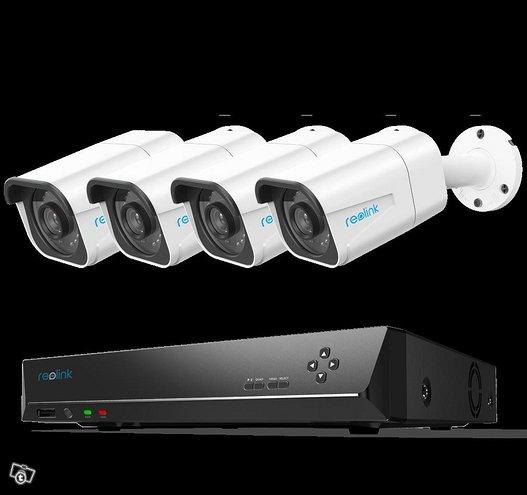 Reolink RLK8-800B4 4K UltraHD PoE valvontajärjeste