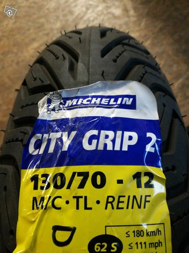Michelin city grip2 130/70-12 kesärengas