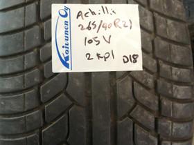 Kesärenkaat 265 40 R21 Achillis Q40, Renkaat ja vanteet, Espoo, Tori.fi