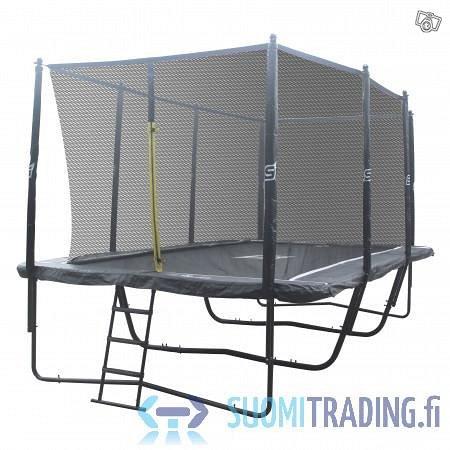ISport Air Black 5,8 x 4 m 144 jousta trampoliini