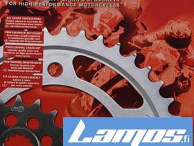 Ketjurataspaketti DC-AFAM: Yamaha FZR 1000 R, Moottoripyörän varaosat ja tarvikkeet, Mototarvikkeet ja varaosat, Naantali, Tori.fi