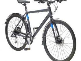 Madison 28' sorrento men 24v. matta grafiitti 52cm, Hybridipyörät, Polkupyörät ja pyöräily, Harjavalta, Tori.fi
