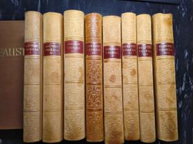 Goethen Teoksia 1-5 + Faust 1-2, Kaunokirjallisuus, Kirjat ja lehdet, Oulu, Tori.fi