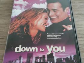 Down to You DVD, Elokuvat, Helsinki, Tori.fi
