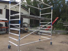 Alumiini teline uusi, Työkalut, tikkaat ja laitteet, Rakennustarvikkeet ja työkalut, Aura, Tori.fi