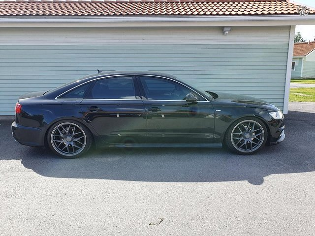 Audi A6 quattro tdi