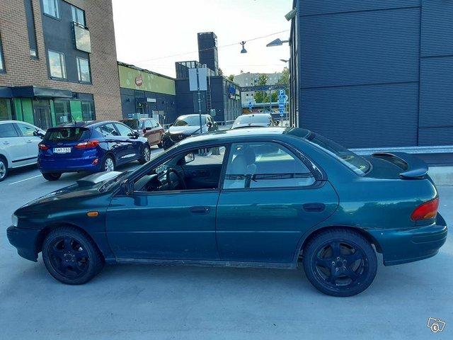 Subaru Impreza Turbo 4Wd vm. 1996 6