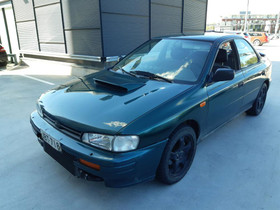 Subaru Impreza Turbo 4Wd vm. 1996, Autot, Espoo, Tori.fi