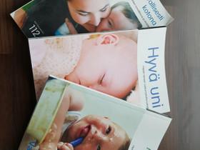 A: Lastenhoito-oppaita 3kpl, Muut lastentarvikkeet, Lastentarvikkeet ja lelut, Kajaani, Tori.fi