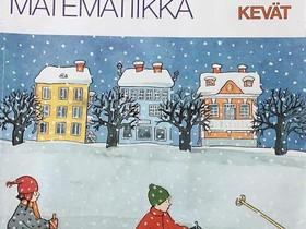 Plussa Matematiikka kirja sarja, Oppikirjat, Kirjat ja lehdet, Seinäjoki, Tori.fi