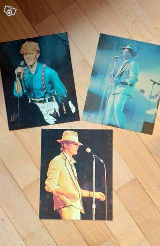 David Bowie keräilykuvat