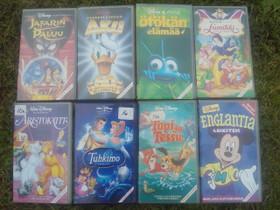 Walt Disney VHS-elokuvat, Elokuvat, Loppi, Tori.fi